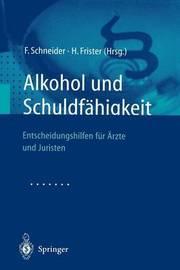 Alkohol Und Schuldfahigkeit