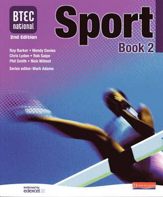 BTEC National Sport Book 2 image