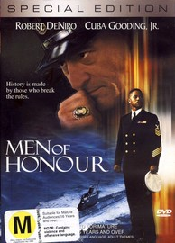 Men Of Honour on DVD image
