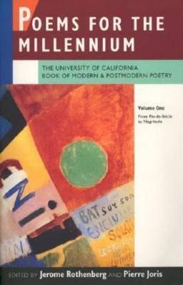 Poems for the Millennium: v. 1