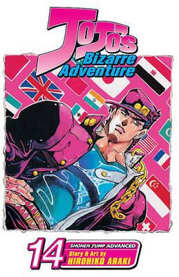 Jojo's Bizarre Adventure: Part 3--Stardust Crusaders, Vol. 14 by Hirohiko Araki image