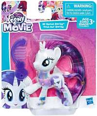 "My Little Pony: Pony Friends - All About Rarity 3"" Mini-Figure"