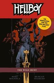 Hellboy: The Wild Hunt (2nd Edition) by Mike Mignola