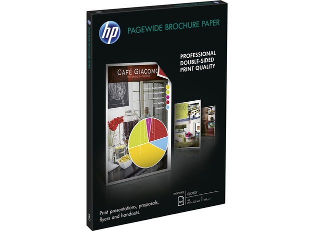 HP: A3 PageWide Inkjet Photo Paper - 160gsm (100 Sheets)