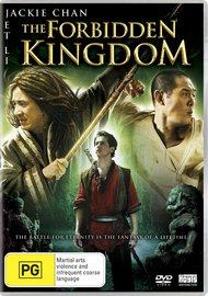The Forbidden Kingdom on DVD
