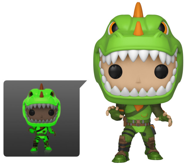 Fortnite - Rex (Glow) Pop! Vinyl Figure