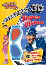 LazyTown Amazing 3D Super Vision image