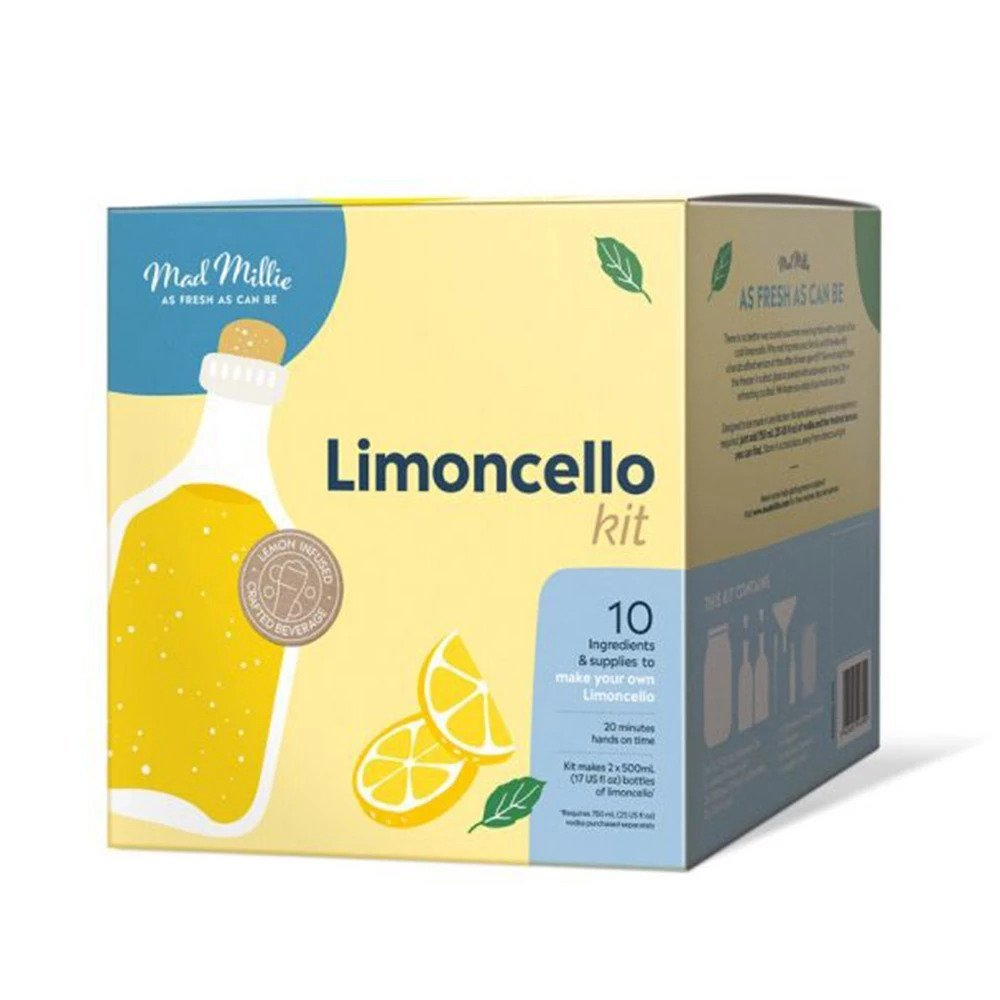 Mad Millie - Limoncello Kit image
