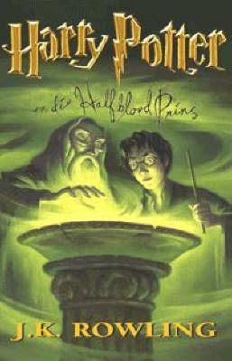 Harry Potter En Die Halfbloed Prins (Afrikaans) by J.K. Rowling image