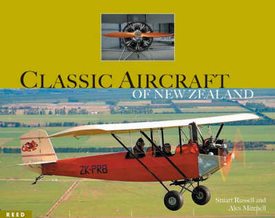 Classic Aircraft of New Zealand by Alex Mitchell image