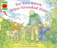Do You Know What Grandad Did? by Brian Smith image