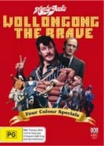 Aunty Jack's Wollongong The Brave on DVD