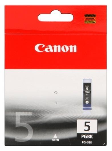 Canon Ink Cartridge - PGI-5BK (Black)