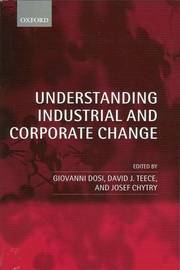 Understanding Industrial and Corporate Change image