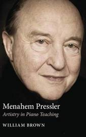 Menahem Pressler by William Brown