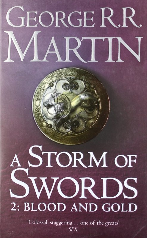 A Storm of Swords: Pt. 2 by George R.R. Martin