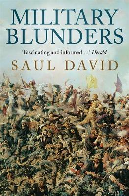 Military Blunders by Saul David image