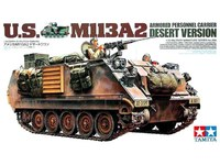 Tamiya 1/35 M113A2 Armoured Person Carrier (Desert Version) - Model Kit