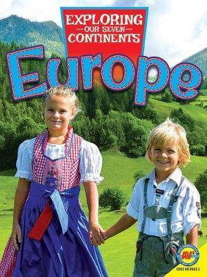 Europe by Galadriel Watson