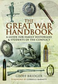 Great War Handbook by Geoff Bridger