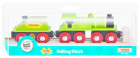 Bigjigs: Big Green Engine