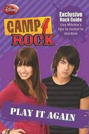 """Disney Stories from """"Camp Rock"""": v. 1: Play it Again image"""