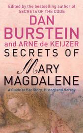 Secrets of Mary Magdalene by Dan Burstein image
