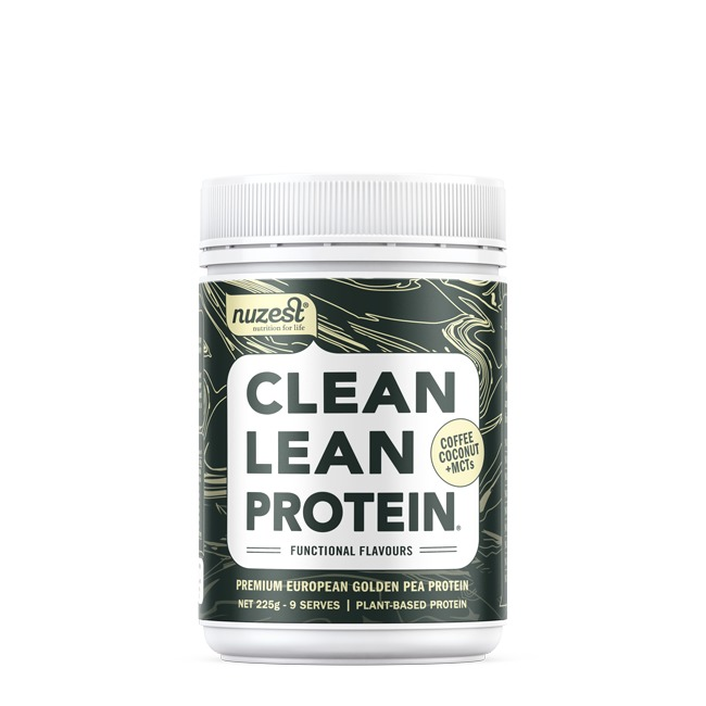 Clean Lean Protein Functional Flavours - 225g (Coffee Coconut) image