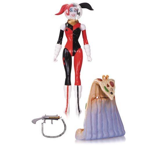 DC Comics Designer Series Retro Rocket Harley Quinn Action Figure