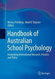 Handbook of Australian School Psychology image