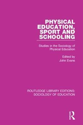 Physical Education, Sport and Schooling image
