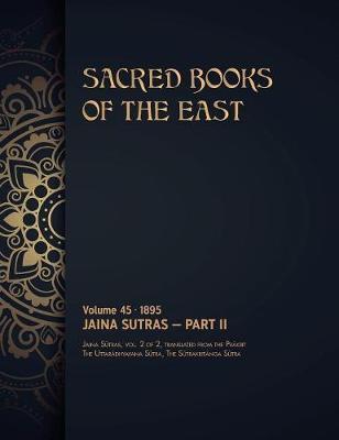 Jaina Sutras by Max Muller
