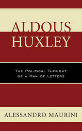 Aldous Huxley by Alessandro Maurini