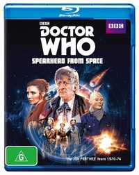 Doctor Who: Spearhead from Space on Blu-ray