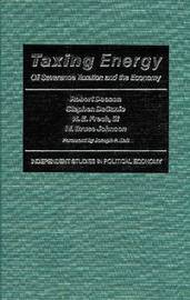 Taxing Energy by Stephen DeCanio image