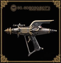 Dr. Grordborts The Righteous Bison Replica - Indivisible Particle Smasher image