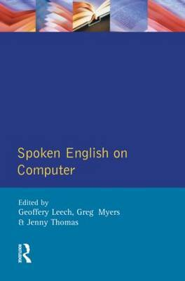 Spoken English on Computer by Geoffrey Leech image