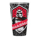 Star Wars Captain Phasma Full Wrap Pint Glass (470ml)