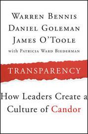 Transparency by Warren Bennis