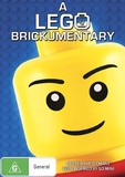 A Lego Brickumentary on DVD