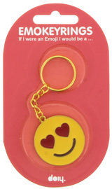 Emokeyrings - In Love Key Ring