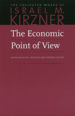 Economic Point of View: v. 1 by Israel M. Kirzner image