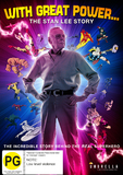 With Great Power: The Stan Lee Story DVD