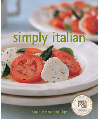 Simply Italian by Sophie Braimbridge image