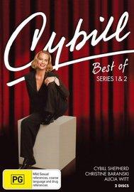 Cybill - Best of Series 1 & 2 (2 Disc Set) on DVD