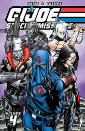 G.I. Joe Special Missions, Vol. 4 by Larry Hama