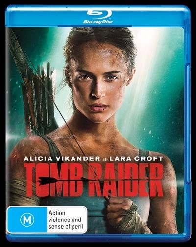Tomb Raider on Blu-ray