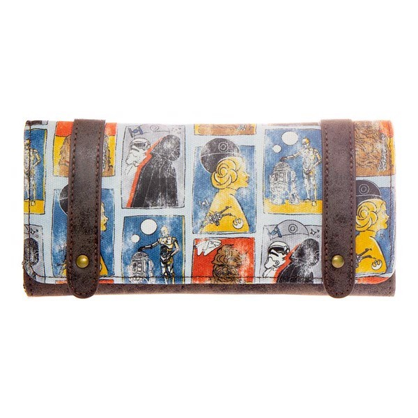Loungefly Star Wars - Character Print Bifold Wallet
