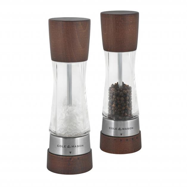 Cole & Mason: Derwent Precision Mills Gift Set