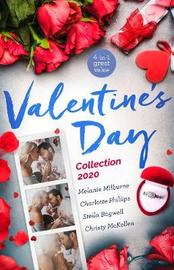 Valentine's Day Collection 2020/A Date with Her Valentine Doc/The Proposal Plan/Fortune's Perfect Valentine/The Unforgettable Spanish Tyco by Stella Bagwell image